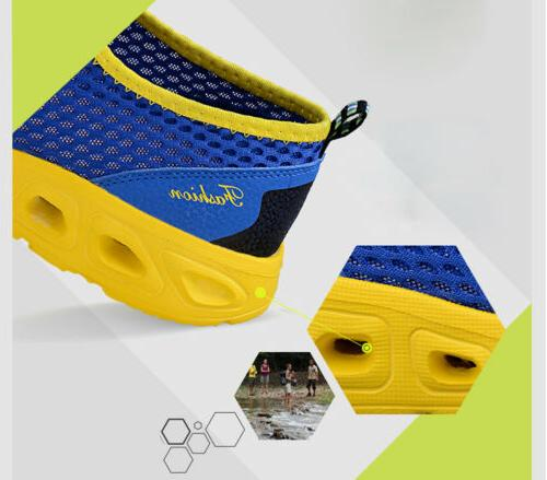 Water Shoes Slip-on Sneakers