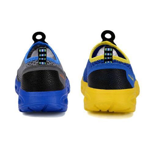 Men's Water Quick-dry Slip-on Running Sneakers