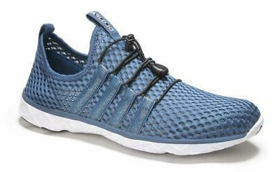 Men's Lightweight Quick Water Shoes for Beach or Water Sports
