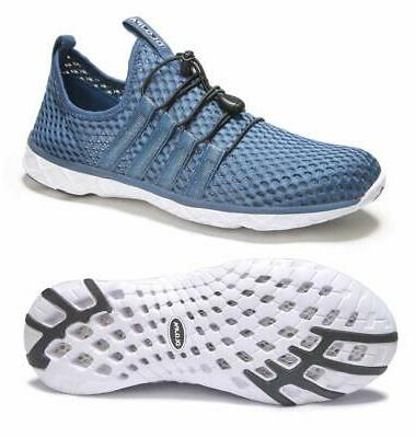 men s lightweight quick drying water shoes