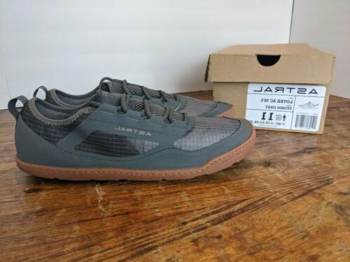 Astral Men's Water Shoes size 11 storm gray new box