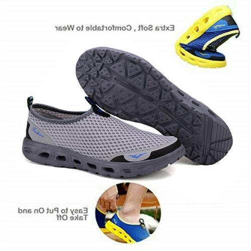 Men's Mesh Trekking Sneaker
