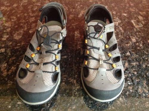 Men's MERRELL Portage Hiking Trail Water Shoe Sandal Color Is
