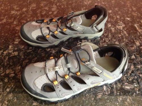 Men's Hiking Sandal Color Is