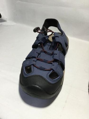 ATIKA Men's Size 7 Navy Cap Trail Outdoor Shoes