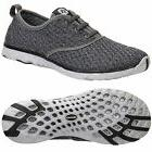 ALEADER Men's Stylish Quick Drying Water Shoes Gray 12 DM US