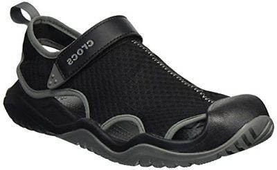 men s swiftwater mesh deck sandal sport
