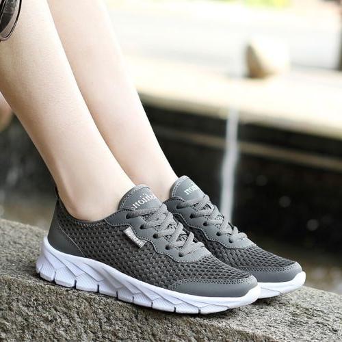Men's Shoes Aqua Mesh Fashion Sneakers