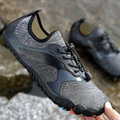 Mens Shoes Quick-Drying Sports Swimming Shoes