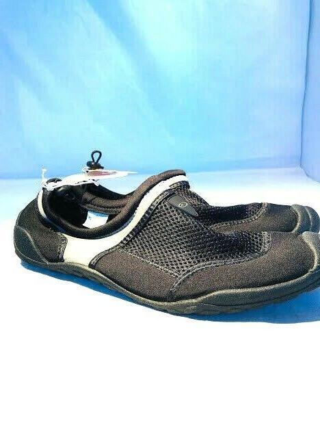 Men's Water Shoes/ Black Size Large