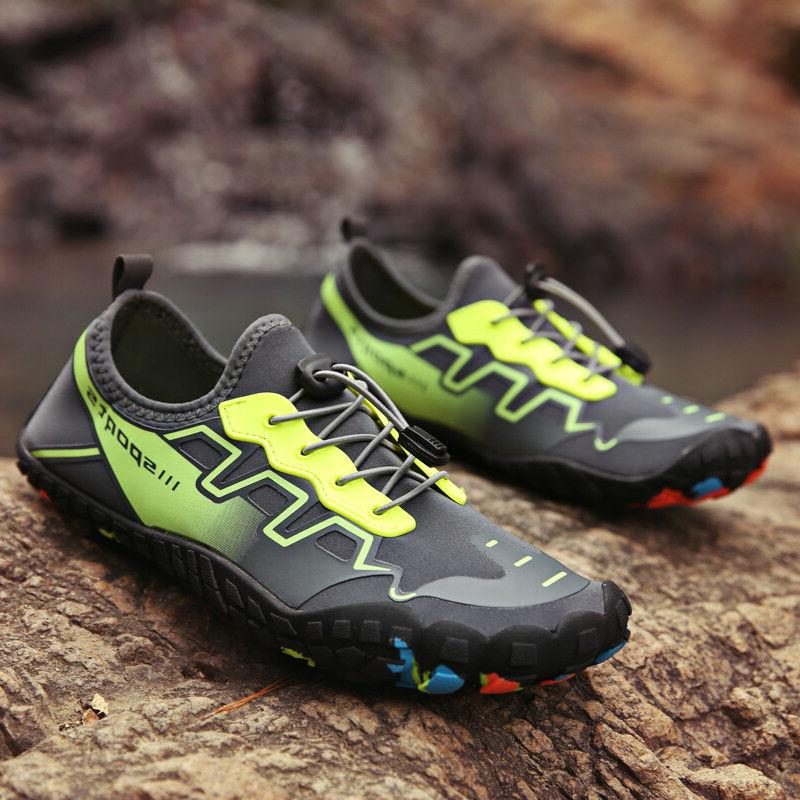 Men Water Shoes Wading Quick-Drying Snorkeling Outdoor Pool