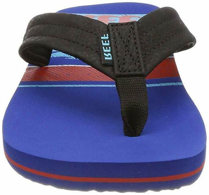 Reef Men's Flip Flop Sandal RF0A3YKU Palms 100% Authentic Brand New