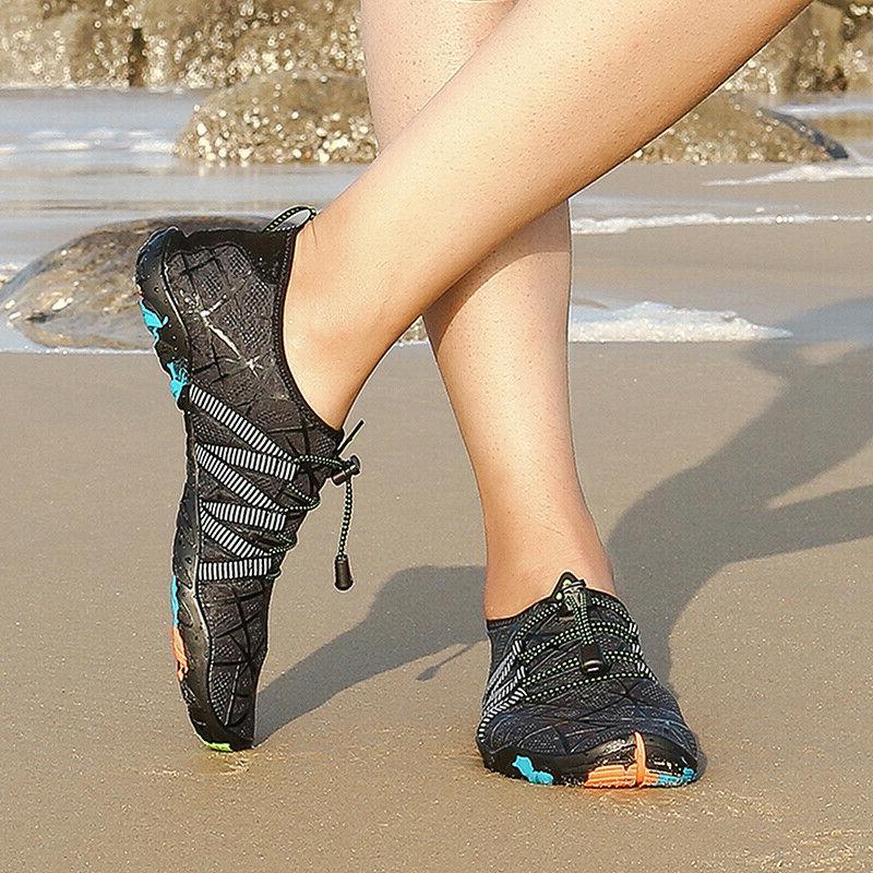 Men Beach Sandals Flat Breathable Seaside