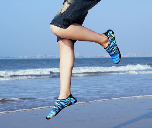 Men Beach On Socks Barefoot Quick Dry Sport
