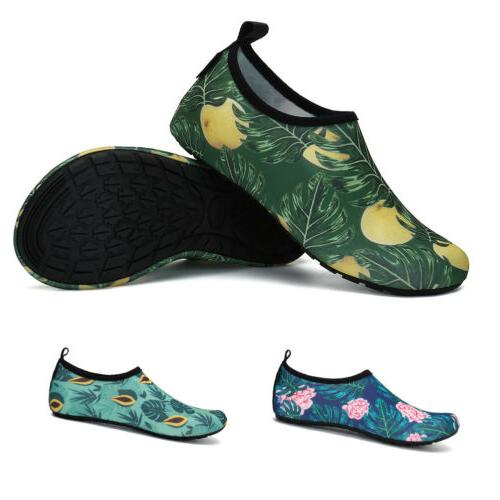 Men Aqua Socks Diving Non-slip Swim Beach 45Colors