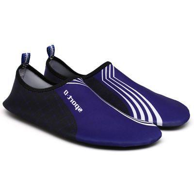 Men Water Shoes Aqua- Socks Exercise Pool Beach Dance Swim S