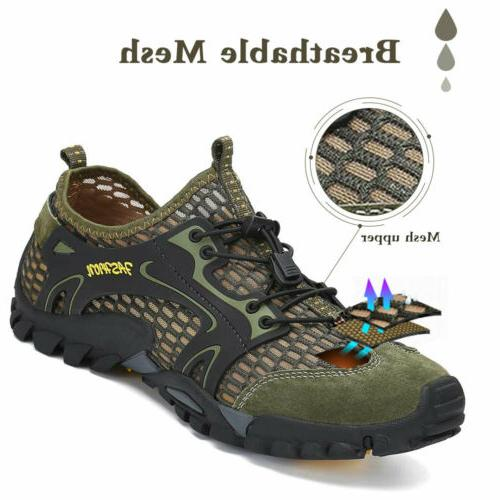 Men Shoes Quick Dry Camp for Beach Boatting Kayaking