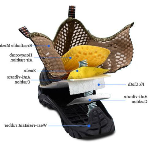 Men Water Dry Aqua Camp Shoes for Boatting Kayaking