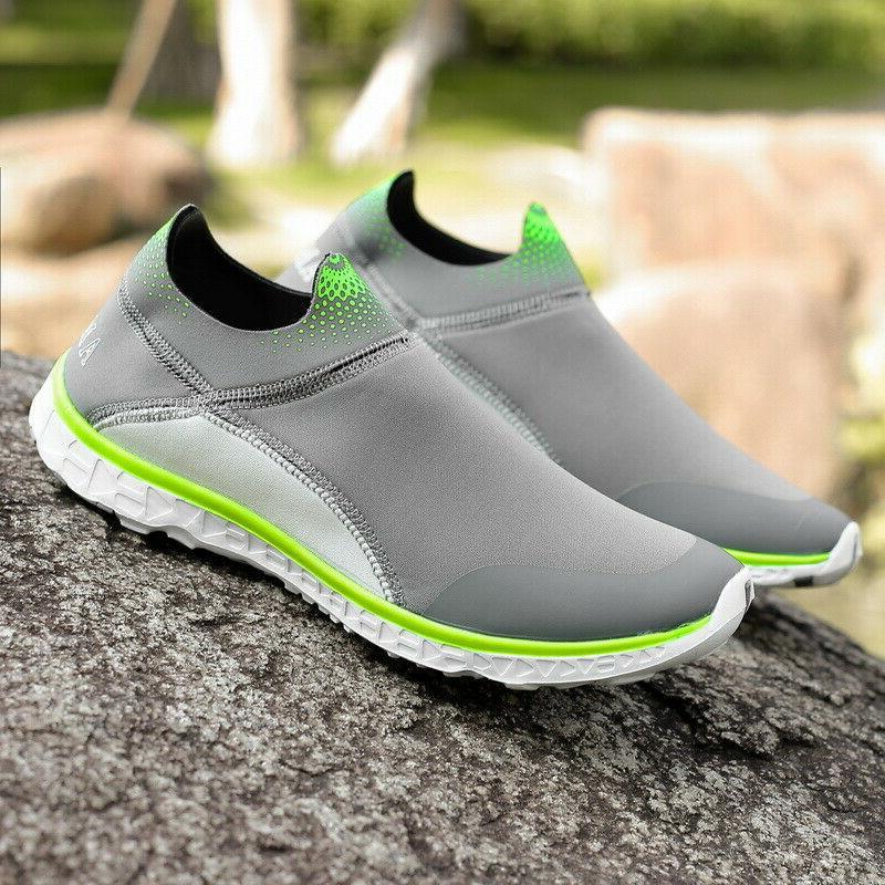 men water shoes quick dry barefoot aqua