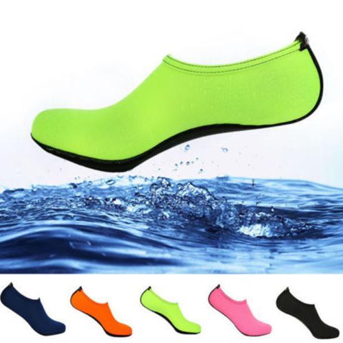 Mens Womens Shoes Water Aqua Non-slip Surfing