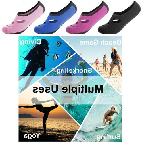 Water Aqua Beach Socks Unisex Barefoot
