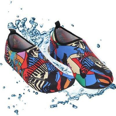 Men Quick-dry Shoes Aqua- Beach Sock Yoga Pool Surf