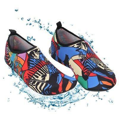 men women quick dry water shoes aqua
