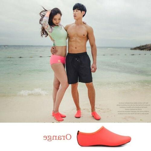 Men Sneakers Swimming Water Sports Seaside