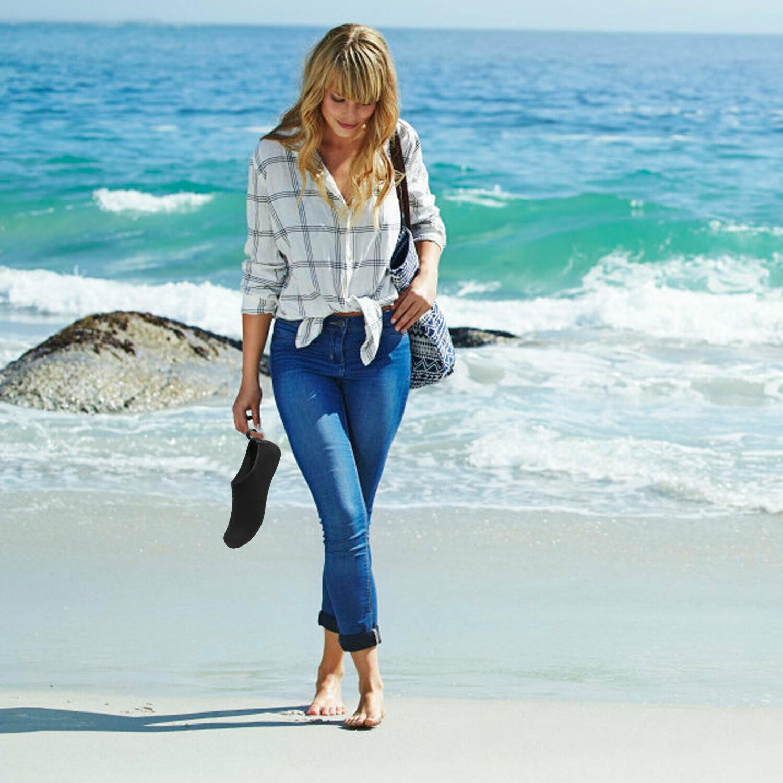 Men Women Shoes Barefoot Beach Socks