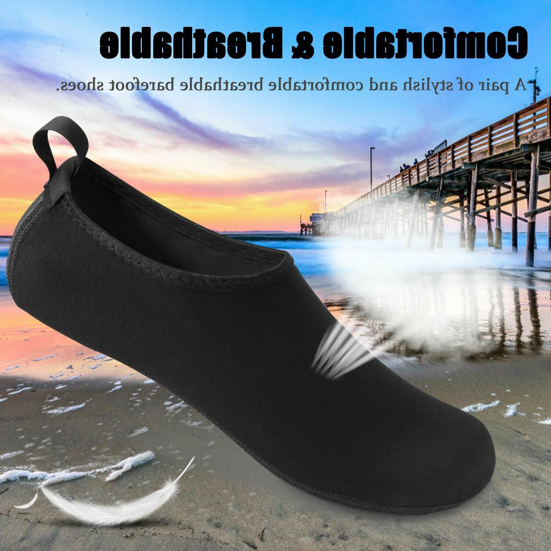 Men Barefoot Swim Socks