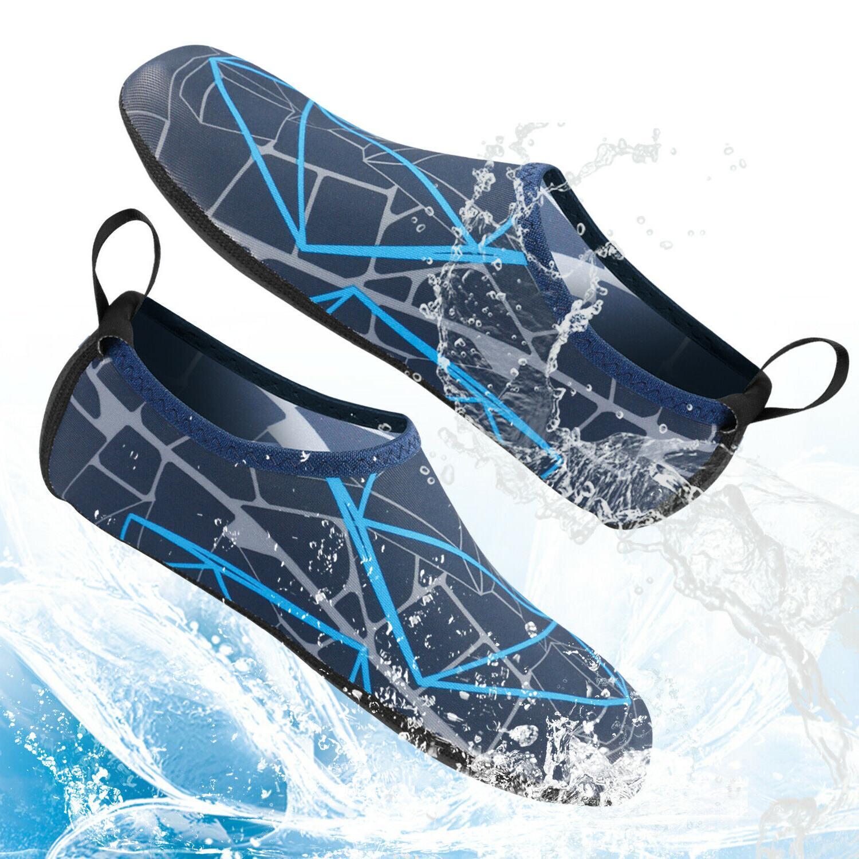 Men Barefoot Yoga Swim Exercise