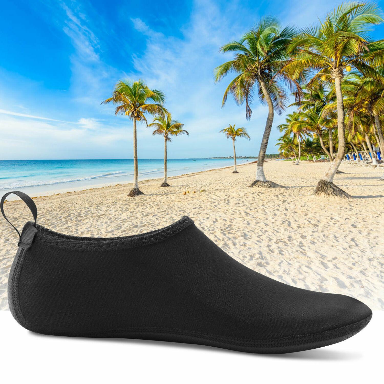 Men Barefoot Quick-Dry Beach Swim Socks