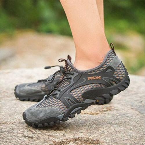 Mens Lightweight Water Mesh Walking