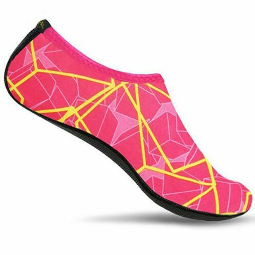 Mens Skin Shoes Socks Swim Slip Yoga