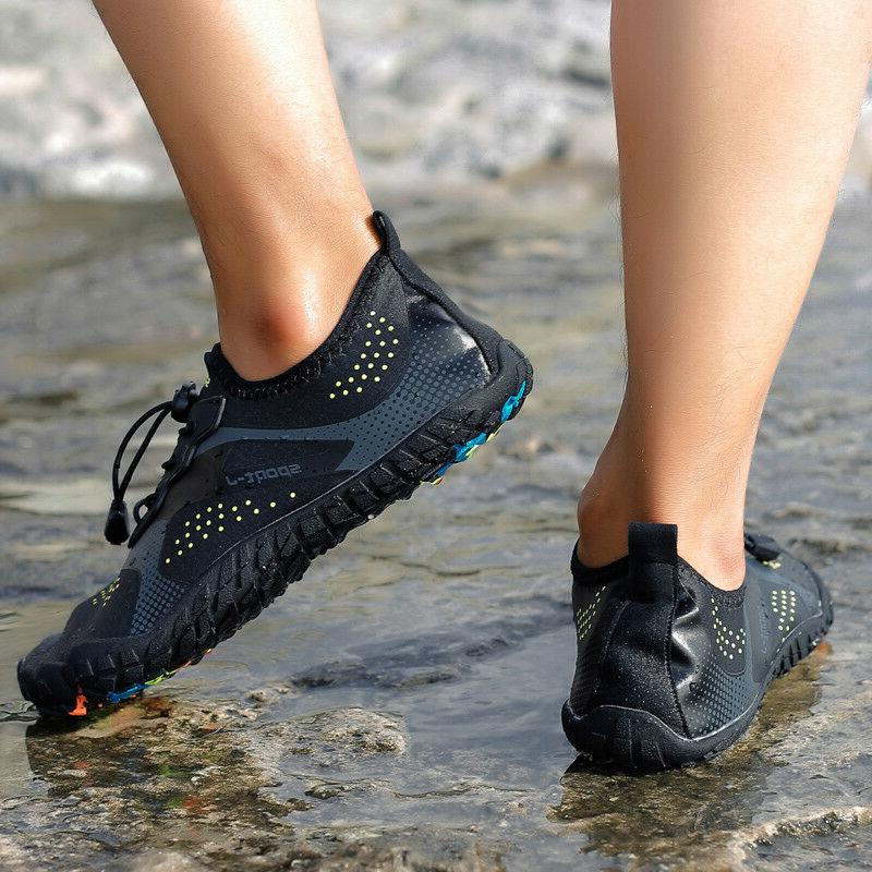 Mens Beach Barefoot Shoes Quick-Drying Sports Swimming Brook
