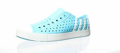 mens jefferson block blue water shoes size