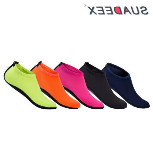 mens quick dry water aqua shoes swim