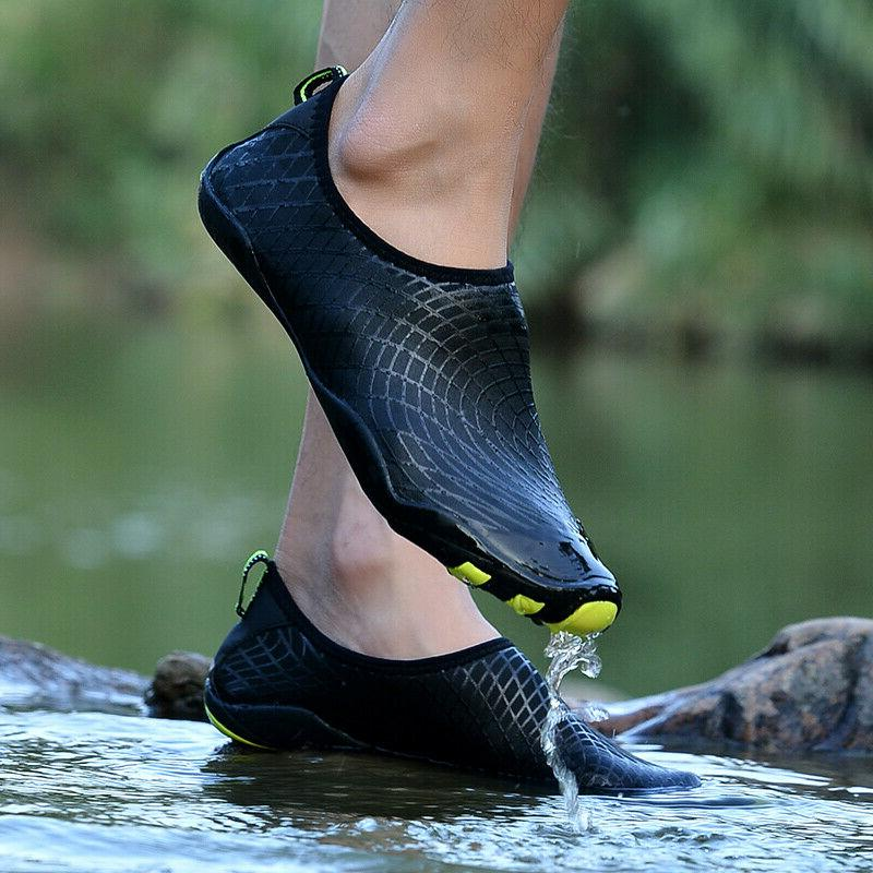 mens Shoes Quick-Dry Beach Shoes Yoga Water