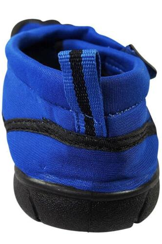 Norty Shoes Blue and Mesh Slip-On