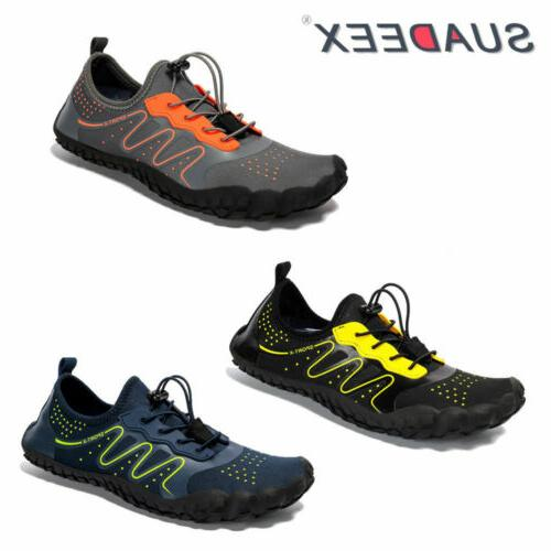 mens water shoes aqua socks for hiking