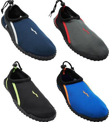 mens water shoes aqua socks surf yoga