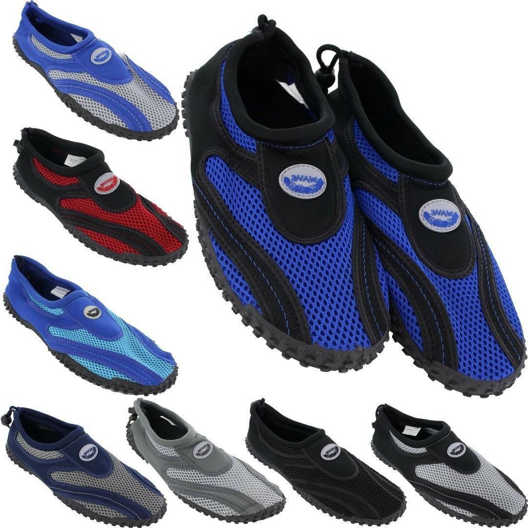 mens water shoes aqua socks yoga exercise