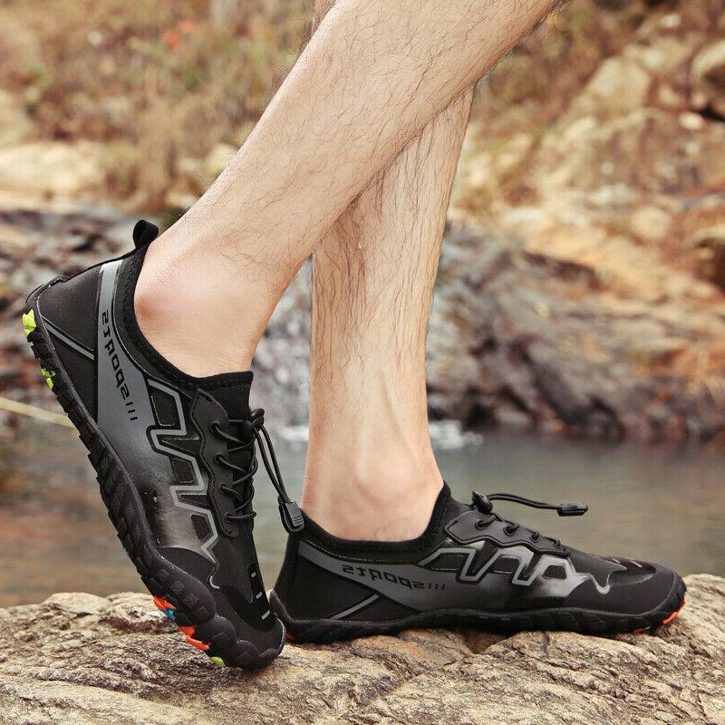 Men's Shoes Water Shoes Sneakers Shoes Size
