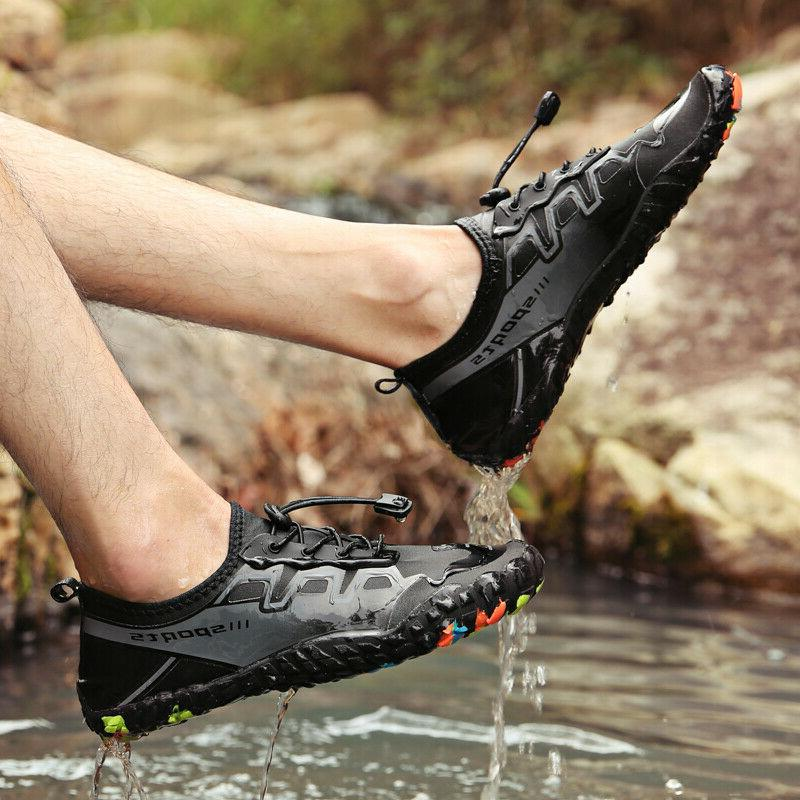 Men's Athletic Wading Shoes Size
