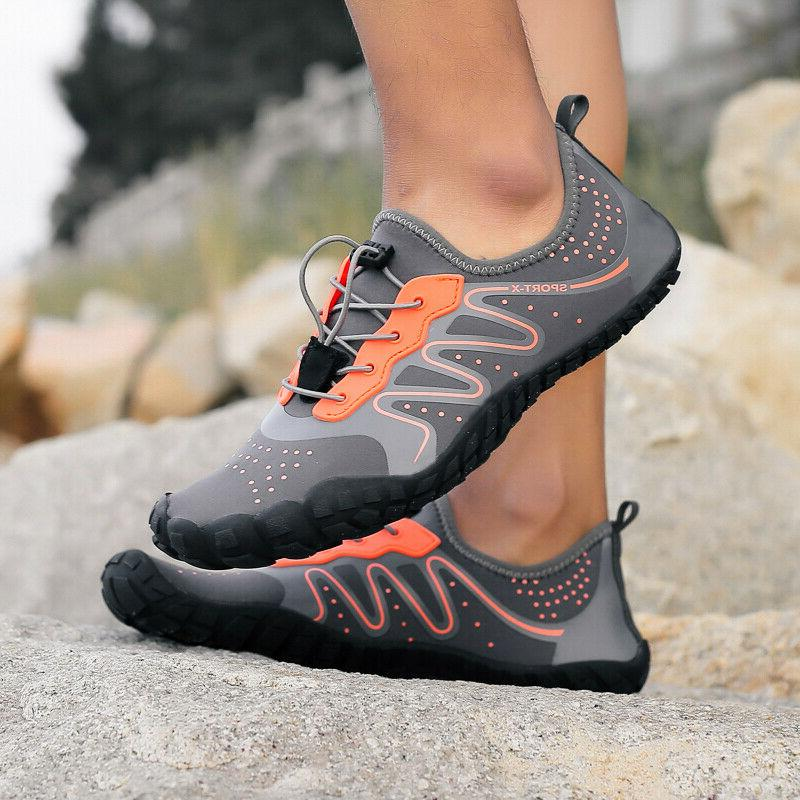 Mens Water Barefoot Swimming Brook Shoes