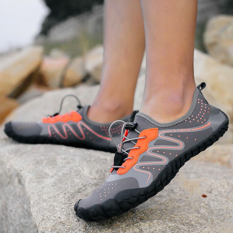 Mens Barefoot Sports Swimming