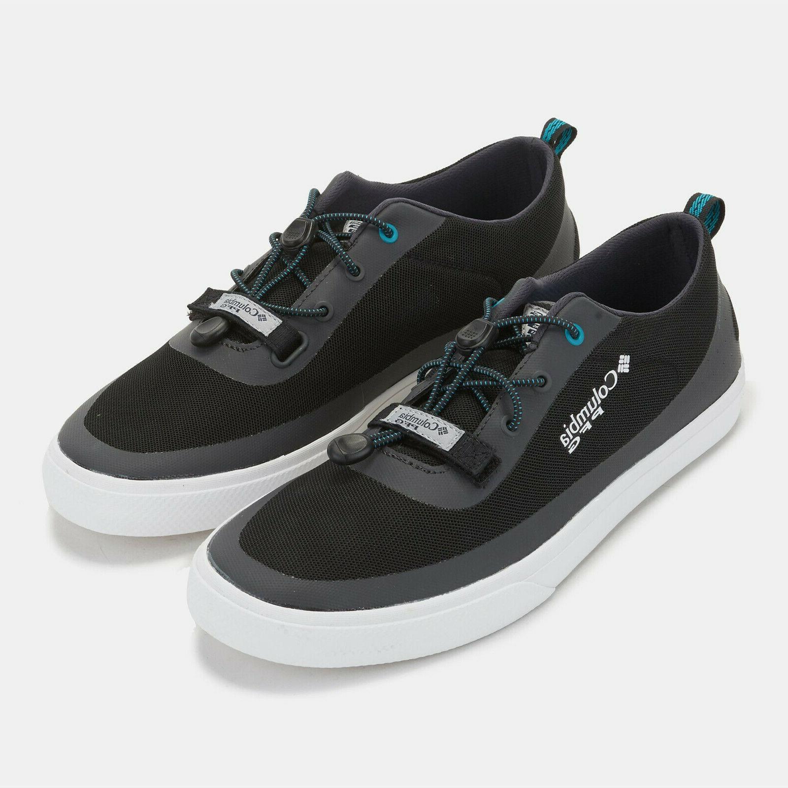 mens water shoes black dorado pfg cvo