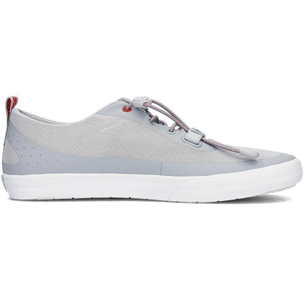 Mens Columbia Water Shoes Gray PFG Boat Shoes