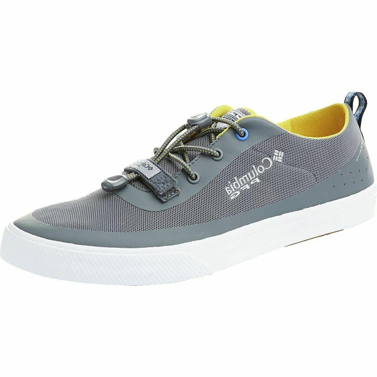 mens water shoes gray dorado pfg cvo