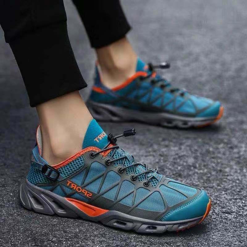 Mens Aqua Shoes Sports Walking Outdoor Running Hik